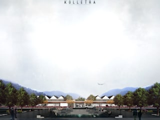 Improvement of Haluoleo Kendari Airport :   by Kolletra Visual Studio
