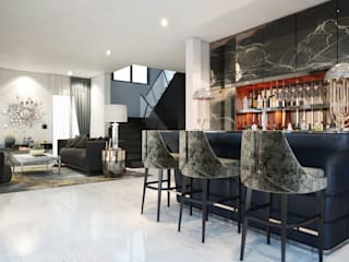 Private residence :   by Luxxri Design