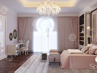 من Spazio Interior Decoration LLC كلاسيكي
