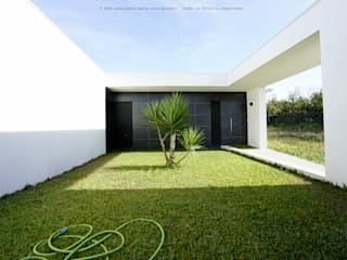 Moradia Unifamiliar Marta Zita Peixoto - Arquitectura Moradias Branco