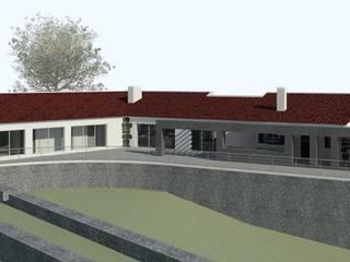 PE. Projectos de Engenharia, LDa Modern houses