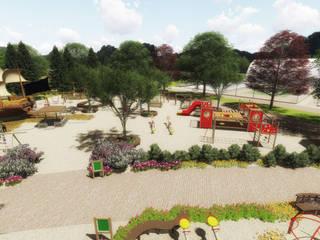 Kent Parki Peyzaj Projesi Pil Tasarım Mimarlik + Peyzaj Mimarligi + Ic Mimarlik