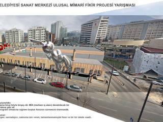 Mimari Proje Pil Tasarım Mimarlik + Peyzaj Mimarligi + Ic Mimarlik