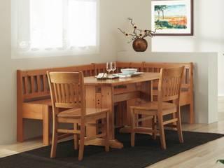 Arredamento in legno di pino ArredaSì Sala da pranzoAccessori & Decorazioni Legno massello