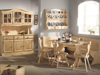 Arredamento in legno di pino ArredaSì CucinaTavoli & Sedie Legno massello