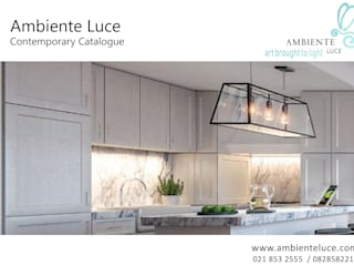 Contemporary Catalogue: modern  by Ambiente Luce, Modern