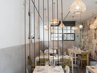 Modern gastronomy by ArchEnjoy Studio Modern