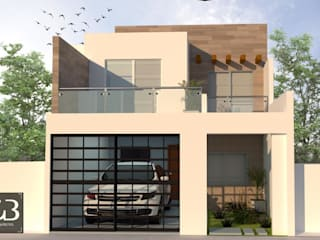 Remodelacion Tuxtla Gutierrez : Casas de estilo  por Arch DB - Arquitectos