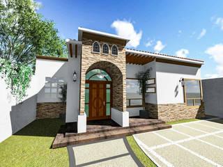 :  de estilo  por Hk arquitectura +interiores