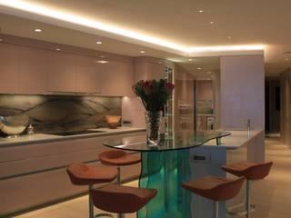 Projekty,  Kuchnia na wymiar zaprojektowane przez Visage Glass Group Sp.zo.o