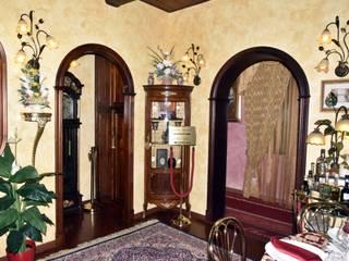 Gli Artigiani dei f.lli M.& S. Cordi snc Puertas y ventanasPuertas Madera maciza Marrón