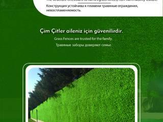 grass fence ÇİTGRASS