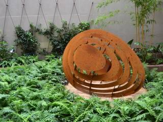 arch. Valerio Cozzi Eclectic style gardens