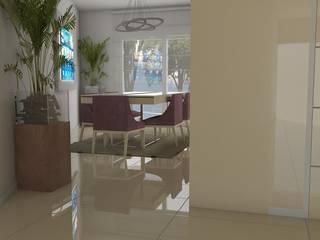 Mesa Extensível...: Cozinhas embutidas  por Casactiva Interiores