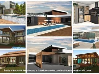 Portifólio:   por Paula Namorato Arquitetura e Interiores