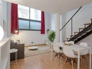 Amor a primera vista - Home Staging en Barcelona de Dekohuset Moderno