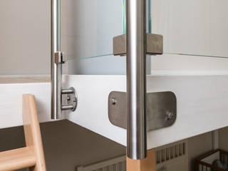 ASADA Schiebetüren und Möbel nach Maß - Ulrich Schablowsky 臥室床與床頭櫃