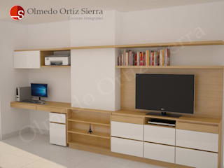 modern  by Cocinas Integrales Olmedo Ortiz Sierra, Modern