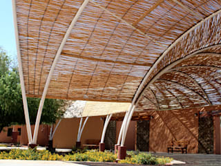 Daniel Teyechea, Arquitectura & Construccion Rustieke tuinen
