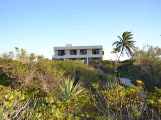 SUNSET SHORES 28 SISAL : Casas de estilo minimalista por Alberto Zavala Arquitectos