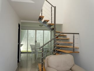 Stairs by D&E-ARQUITECTURA
