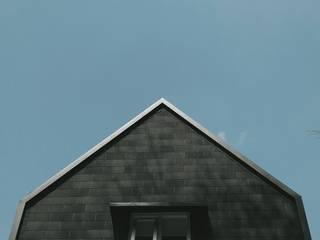 Haba house Rumah Gaya Skandinavia Oleh Dendy dan darman studio Skandinavia