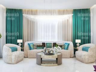 Bedroom by Luxury Antonovich Design,