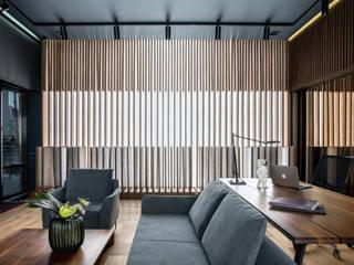 PATTERNO Showroom: Офисы и магазины в . Автор – MONO ARCHITECTS