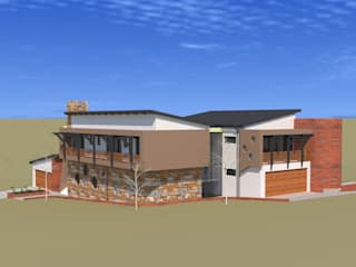 house kambula:   by Peu architectural studio