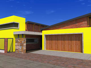 nkambule projects:   by Peu architectural studio