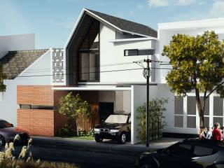 SR House :  Rumah by Atelier BAOU+