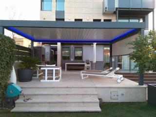 Casas modernas de ALUMINIS VEGA Moderno