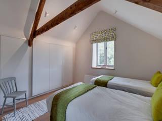 The Milking Parlour Country style bedroom by van Ellen + Sheryn Country