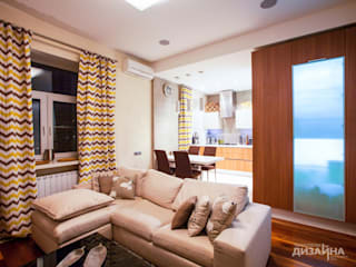 Living room by Технологии дизайна, Modern