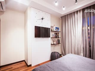 Kamar Tidur oleh Технологии дизайна, Modern