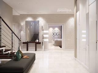 Koridor dan lorong oleh Технологии дизайна, Modern
