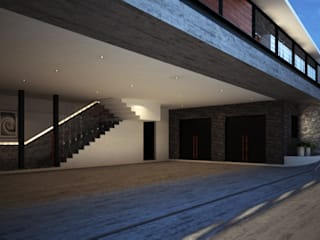 Carport by PRAGMA Arquitectura, Minimalist