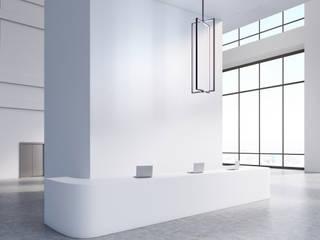 Cubus betec Licht AG Vestíbulos, pasillos y escalerasIluminación