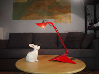 Lampe Anima par Louis Vairel Industriel