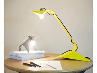 Lampe Anima (Jaune):  de style  par Louis Vairel