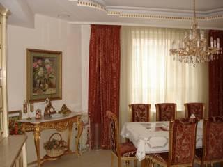Золотые ключи 2 Столовая комната в эклектичном стиле от Смарт проект Эклектичный