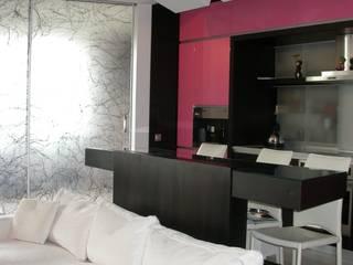Квартира на ул. Тимошенко Кухня в стиле минимализм от Смарт проект Минимализм