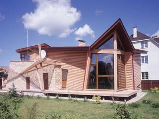 Частный дом в пос. Молоденово Дома в стиле модерн от Смарт проект Модерн