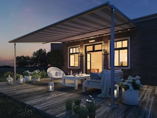 *NEW* Haus Pergola por Appeal Home Shading Moderno