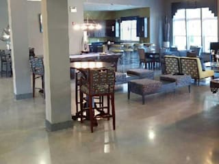 Polished Concrete - Country Club by Shine Star Flooring Modern