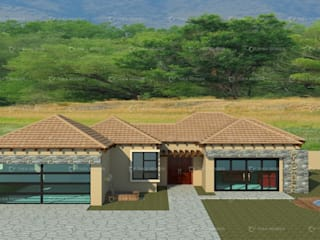 MORDEN DESIGN :   by COMFORT MAYINGANI ARCHTECTZ