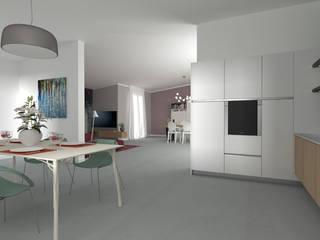 Pensieri e parole: Cucina in stile  di serenascaioli_progettidinterni