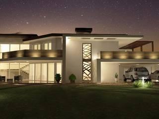Плоские крыши в . Автор – VillaBio