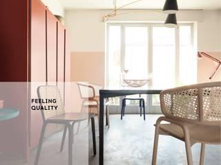 TEKHNE Italy Uwish Furniture Representaciones ComedorSillas y bancos Madera