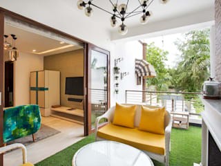 Garden Shed by Total Interiors Solutions Pvt. ltd. , Eclectic